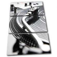 Decks Turntables DJ Club - 13-1612(00B)-TR32-PO